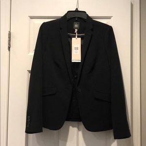 NWT Limited Black Suit Blazer
